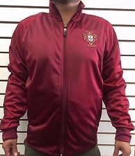 Portugal Home Style Soccer Track Jacket US Men Size Small
