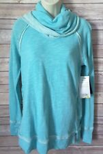 Saucony Women's Easy Cowl Pullover Size Small NWT Run Dry