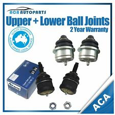 Front Upper & Lower  Ball Joint Kit For Ford Falcon AU BA Roadsafe BJ425/BJ426