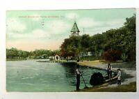 C. 1909 Chicago Illinois Douglas Park Vintage Postcard