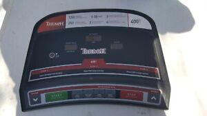 TREADMILL UPPER CONSOLE BOARD TRIUMPH 400T