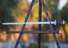 """Hanwei Practical 'Godfred' Viking Sword BLUNT Steel Stage Combat HEMA 33.5"""" OA"""