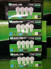 16 Pack - 75 Watt LED Light Bulbs A19 Dimmable DayLight 5000K **SALE 70% OFF**