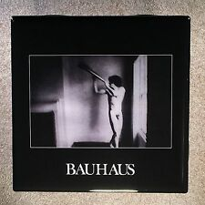 BAUHAUS In The Flat Field Coaster Record Cover Ceramic Tile