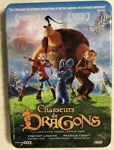 Chasseurs de Dragons Edition Steelbook dvd