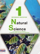 Natural Science - Anaya English - 1 ESO - Secondary - Incluye los 2 CDs