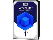 WD Blue 1TB Mobile 9.50mm Hard Disk Drive - 5400 RPM SATA 6Gb/s 2.5 Inch -