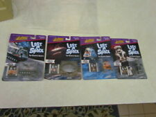 New listing 1998 Playing Mantis Complete Set of 4 Lost in Space Diecast Models w/Film Clips