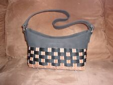 Longaberger 2010 Sales Achiever Purse Basket - Black
