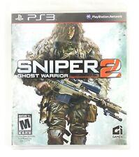 Sniper: Ghost Warrior 2 (Sony PlayStation 3, 2013)