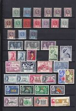 0169 Fiji  Nice lot of stamps see scan