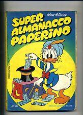 Walt Disney# SUPER ALMANACCO PAPERINO #N.2 Supp.Topolino N.1114 1977#Mondadori