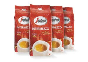 Segafredo Intermezzo ganze Bohnen 4x 1KG