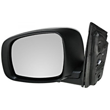 Fits 08-10 Grand Caravan / Town & Country Left Driver Mirror Manual Textured