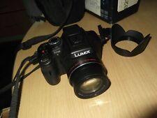 Panasonic LUMIX DMC-FZ48 12.1MP Digital Camera - Black