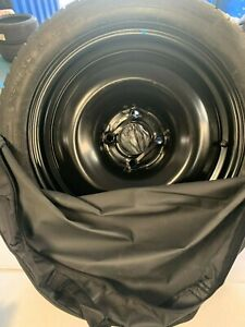 """Space Saver Spare Wheel 16"""" FORD KA+ with jack wrench and cover 60x14CM"""