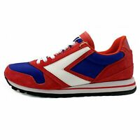 New Originals Men's retro Sneakers Brooks Lace-up Chariot Red Royal sz