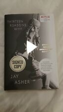 Thirteen Reasons Why ✎SIGNED✎ by JAY ASHER New 10th Anniv. Hardback 1st Print