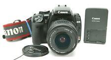 Canon EOS Rebel XTi 10,1mp Digital SLR Camera wEF-S Lens 3,5-5,6/18-55 II. Japan