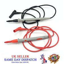 Universal Multimeter Pen Special Tip of Ultra-Fine Copper Gold Plated 1000V 20A