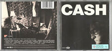 JOHNNY CASH / AMERICAN IV : THE MAN COMES AROUND / 2003 CD ALBUM