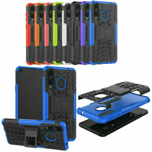 Shockproof Tough Slim Armor with Stand Phone Case For Huawei P20 P30