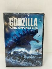 New ListingGodzilla King of the Monsters Dvd 2019 Widescreen New Free Shipping