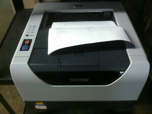 Brother HL-5370DW Laser Duplex Wireless Network Printer 5370-DW 9331 pages Nice!