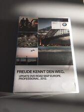 BMW Professional Sat Nav Navigation DVD EUROPE UK 3 5 6 SERIES X5 X6 Z4 M3 M5 M6