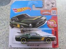 Coches, camiones y furgonetas de automodelismo y aeromodelismo Hot Wheels Ford GT Shelby