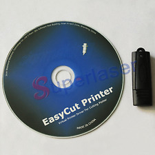 Signmaking Print Driver with Dongle for Vinyl Cutter Plotter CorelDraw & AutoCAD