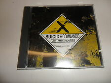 CD suicide Commando – depleted