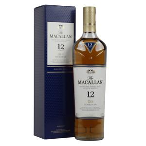 Macallan 12 Year Old Double Cask Single Malt 70cl