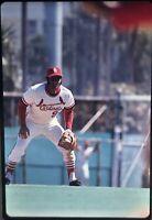 Joe Torre St Louis Cardinals 35mm Baseball Slide 1970's Vtg A4