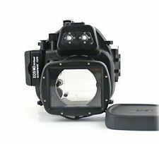 UK 40m Underwater Case Camera Housing Diving for Canon EOS M Only 18-55mm Lens