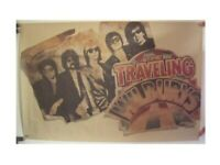 The Traveling Wilburys Poster Roy Orbison George Harrison Bob Dylan Tom Petty