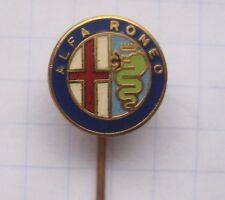 ALFA ROMEO / LOGO  ...  ältere-Anstecknadel / kein-Pin (Ka5/3)