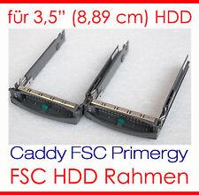 FSC CADRE PLATEAU SCSI DISQUE DUR HDD PRIMERGY RX200 BX660 BX600 BX620