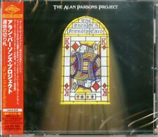 THE ALAN PARSONS PROJECT-THE TURN OF A FRIENDLY CARD-JAPAN CD BONUS TRACK E25