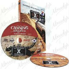 Pat Callinan's 4x4 Adventures: Canning Stock Route DVD 2-Disc Set FREE SHIPPING