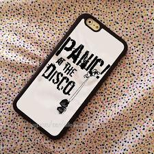 Panic! at the Disco iPhone 6s Plus case 5s 5c SE 4s iPod HTC LG Samsung Cases