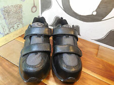 """Dr. Comfort Black Leather Sneakers Waling Shoes Men's 14W """"Champion X-Depth"""" New"""
