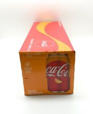 Orange Vanilla Coca Cola 12 Pack Of Cans LIMITED