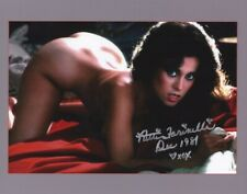 PATTI FARINELLI 12/1981 PLAYBOY PLAYMATE SEXY SIGNED PHOTO  (IN2)