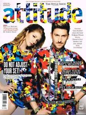 Attitude Monthly Magazines for Men in English
