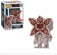 Funko Pop 8-Bit Vinyl Figure * STRANGER THINGS - DEMOGORGON * NEW 20