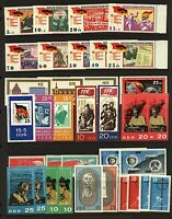 East Germany large accumulation of issues needing attention mainly early  Stamps