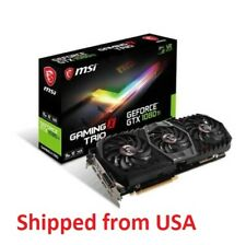 MSI NVIDIA GeForce GTX 1080 Ti GAMING X TRIO 11GB