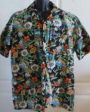 Mens US Virgin Islands St. Thomas Legends USVI Hawaiian Shirt Camp XXL 2XL
