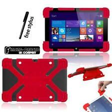 8d4267fb7b5 A prueba de impactos Estuche con Cubierta Soporte de Silicona para varios LG  G Pad pulgadas Tablet + Stylus